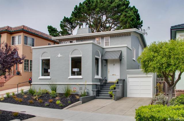 20 Linares Ave San Francisco, CA 94116