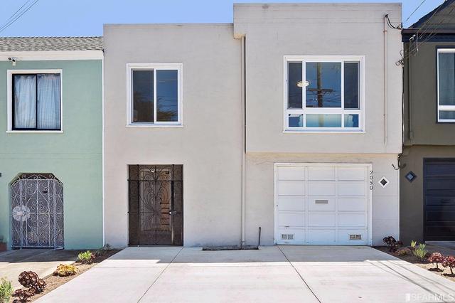 2050 24th Ave San Francisco, CA 94116