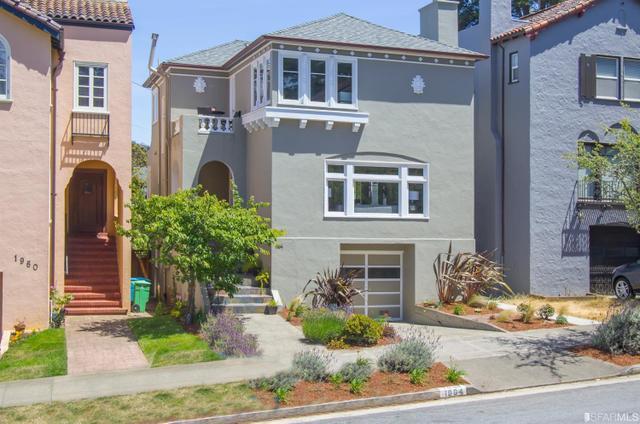 1964 8th Ave San Francisco, CA 94116