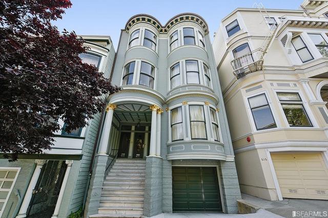 628 Steiner San Francisco, CA 94117