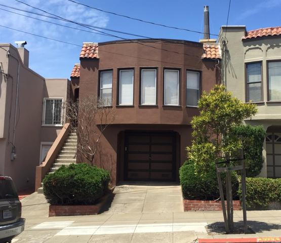 2371 26th Ave San Francisco, CA 94116