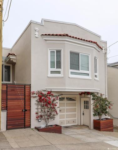 584 37th Ave San Francisco, CA 94121