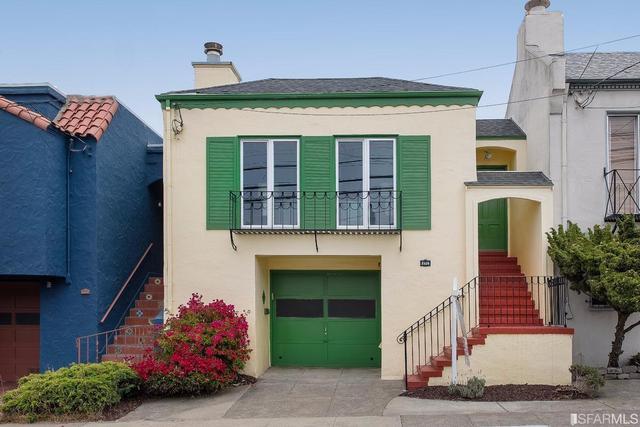 2926 Kirkham St San Francisco, CA 94122