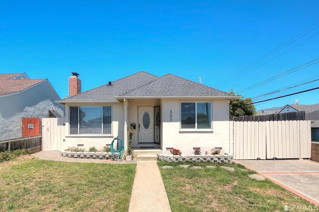 805 Southwood Dr, South San Francisco, CA 94080
