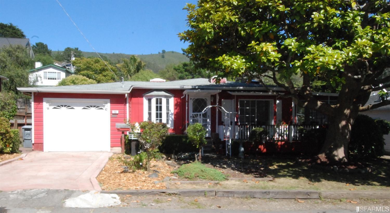 151 Juanita Avenue, Pacifica, CA 94044