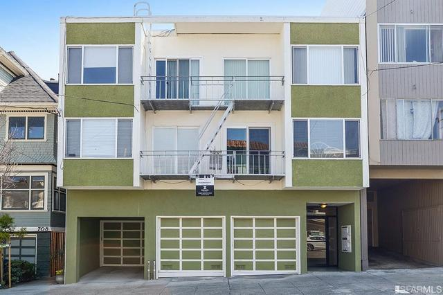 716 2nd Ave #8, San Francisco, CA 94118