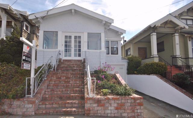 2512 23rd Ave, San Francisco, CA 94116