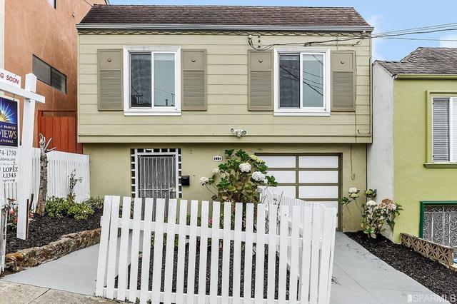 615 Sargent St, San Francisco, CA 94132