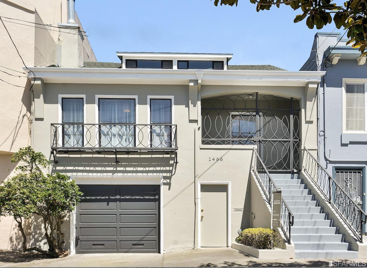 1466 25th Ave, San Francisco, CA 94122
