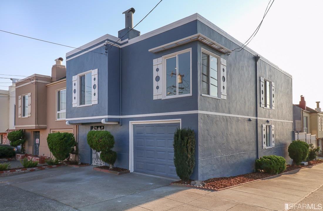 2701 40th Avenue, San Francisco, CA 94116