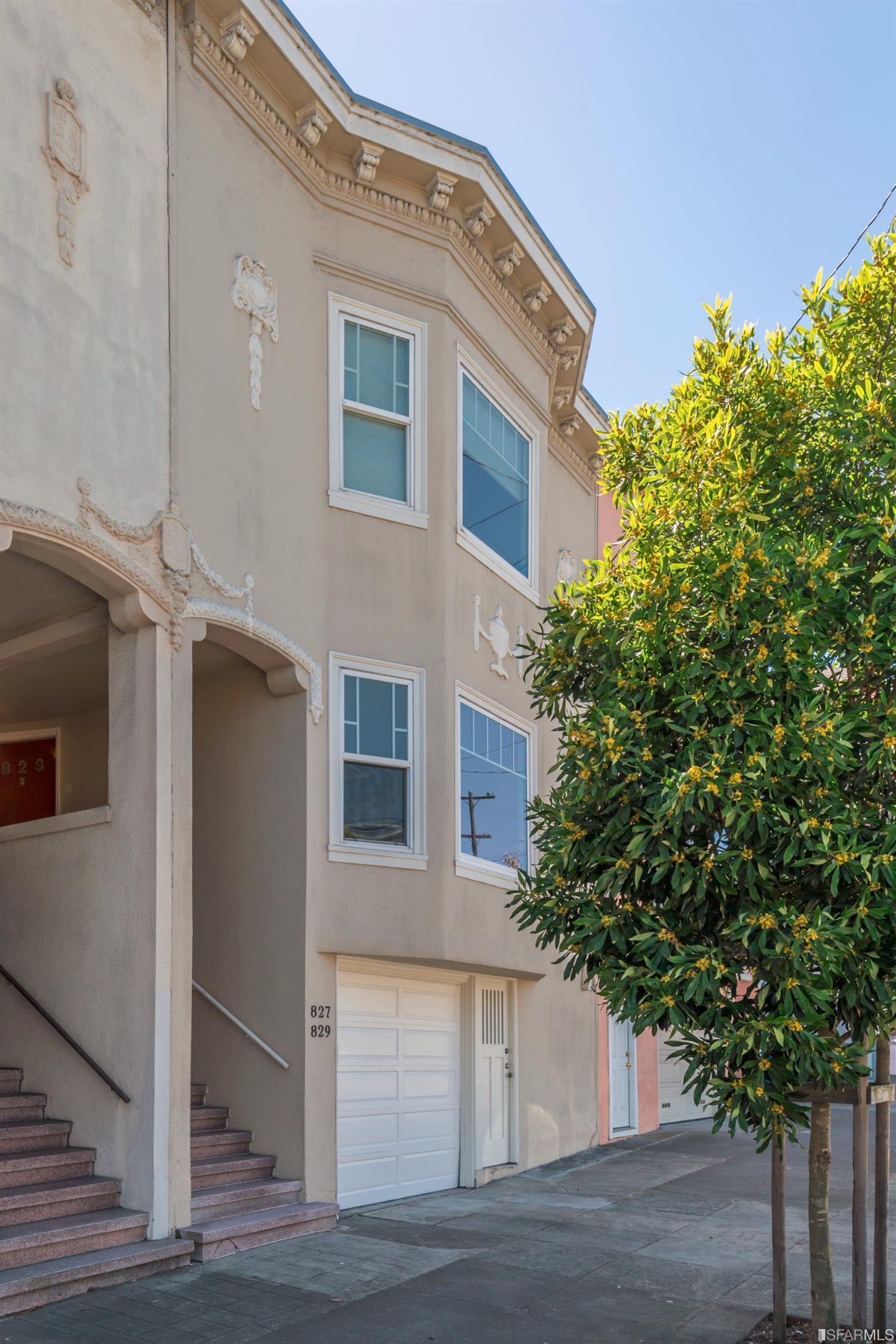 827 Balboa Street, San Francisco, CA 94118