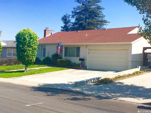 1355 Hillcrest Blvd, Millbrae, CA 94030