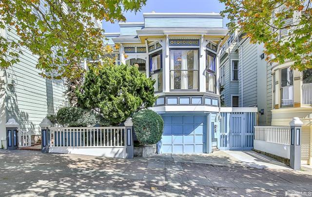 626 Baker St, San Francisco, CA 94117