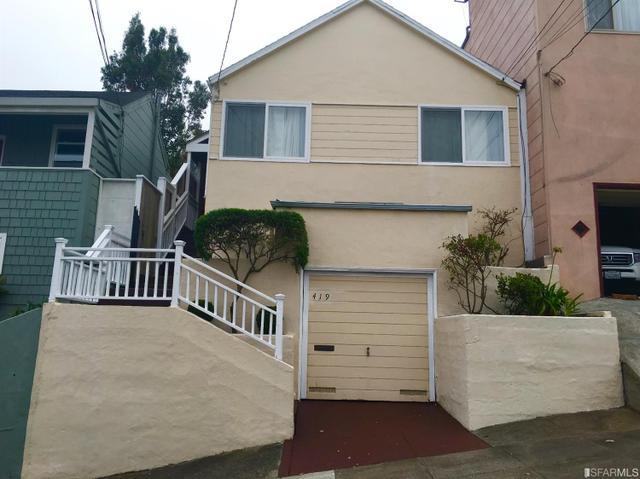 419 Lakeview Ave, San Francisco, CA 94112