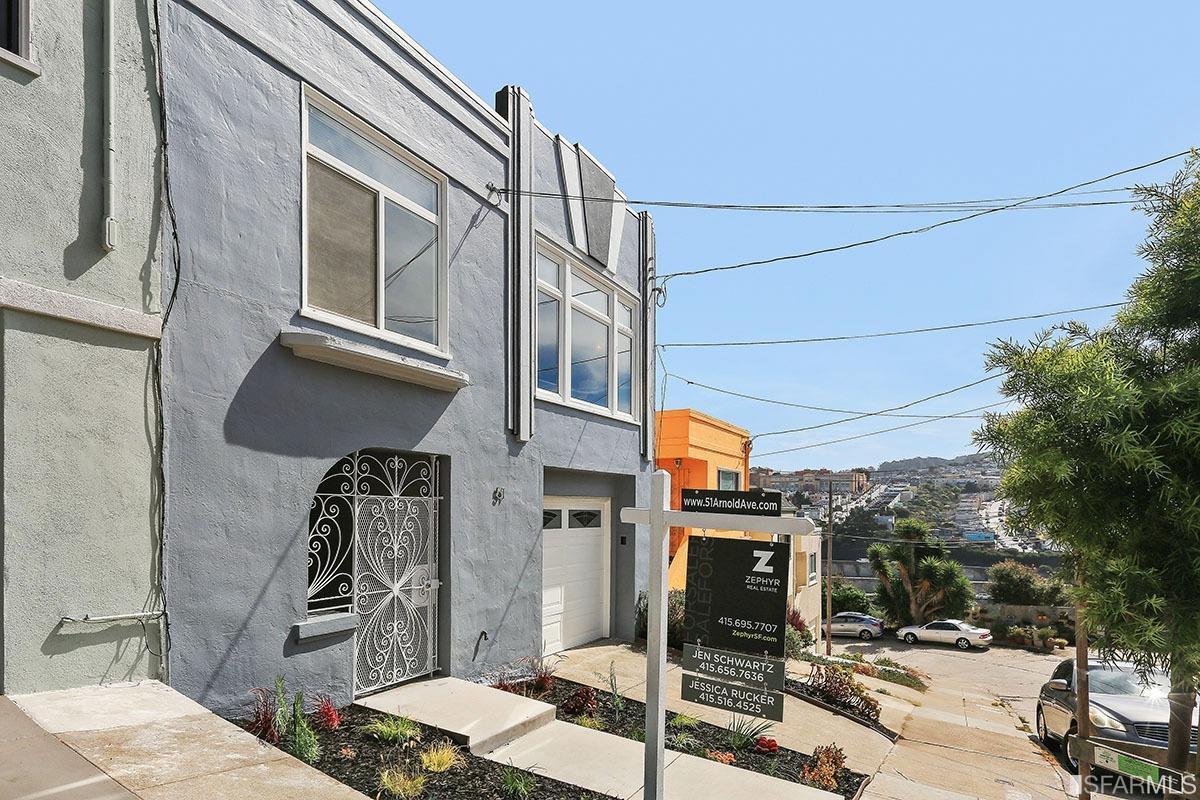51 Arnold Avenue, San Francisco, CA 94110