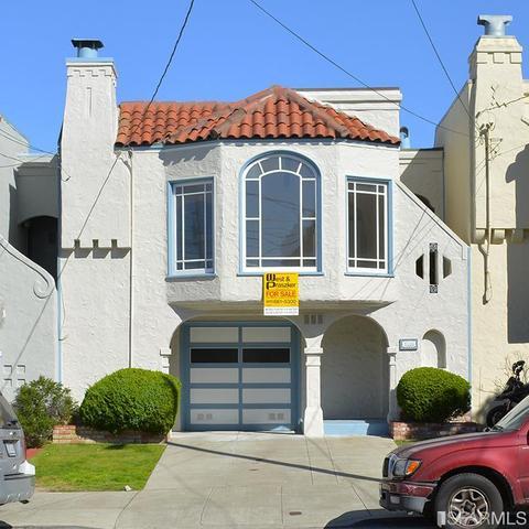 1526 44th Ave, San Francisco, CA 94122
