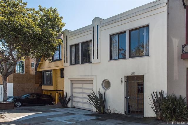 287 Monterey Blvd, San Francisco, CA 94131