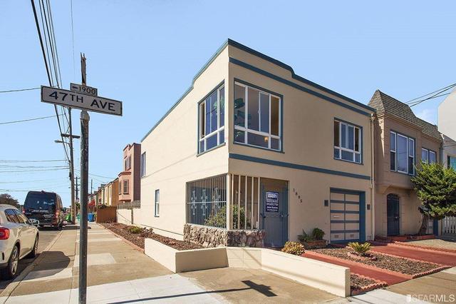1895 47th Ave, San Francisco, CA 94122