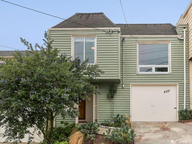 422 Bright St, San Francisco, CA 94132