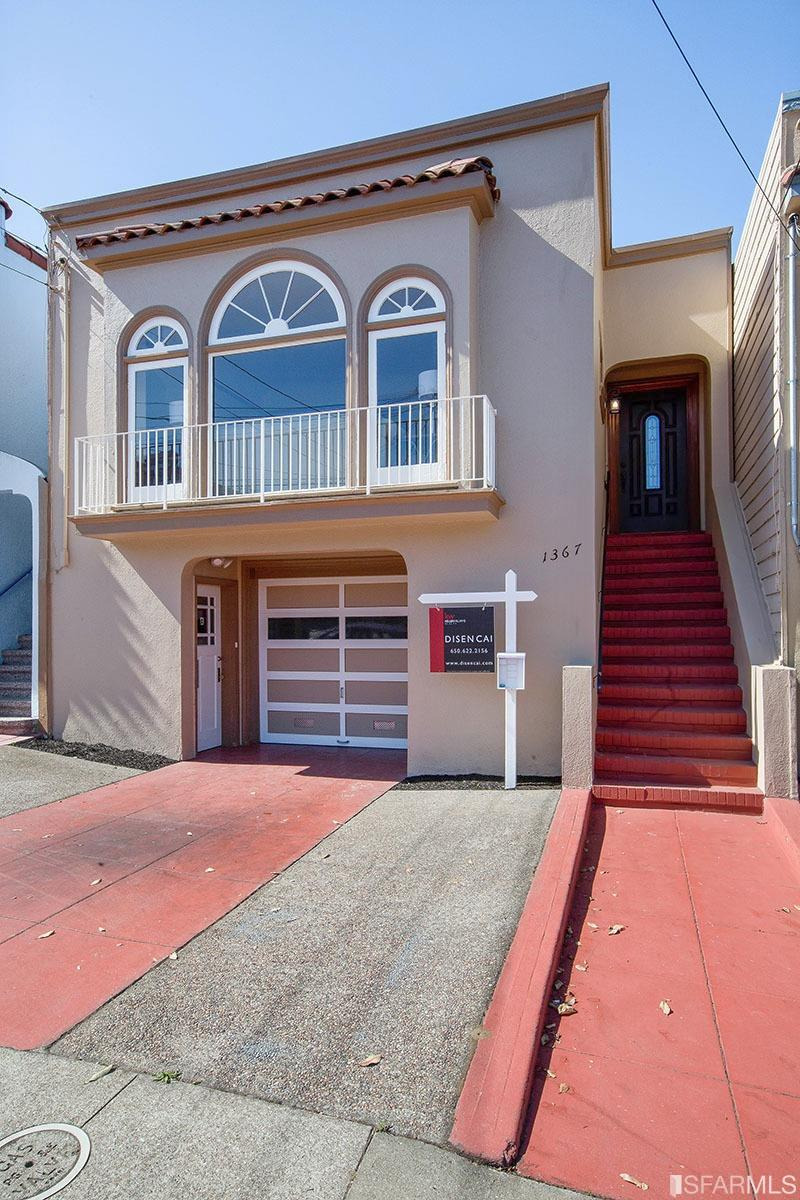 1367 28th Ave, San Francisco, CA 94122