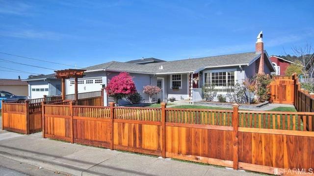 759 Arguello Blvd, Pacifica, CA 94044