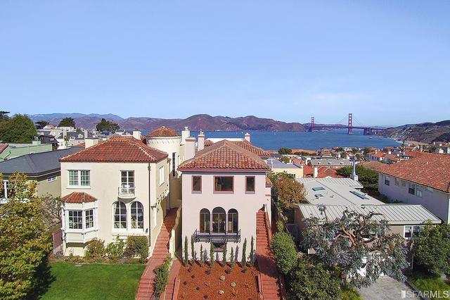 54 Seaview Ter, San Francisco, CA 94121