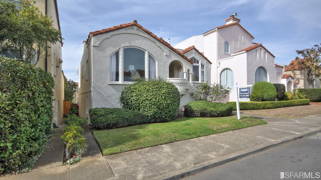 2989 21st Avenue, San Francisco, CA 94132