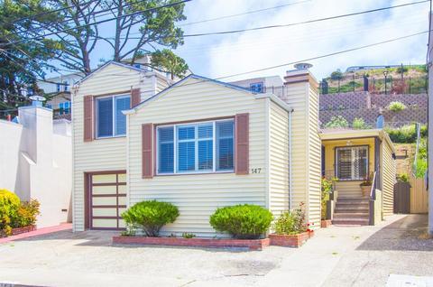 147 E Vista Ave, Daly City, CA 94014