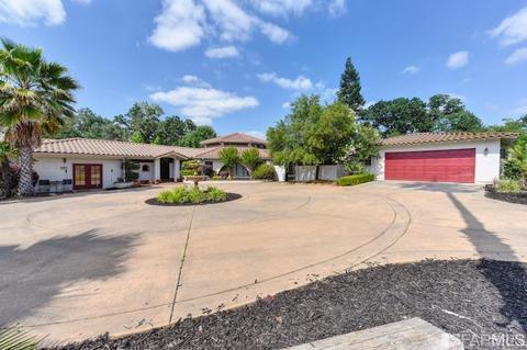 8861 Creek Oaks Lane Ln, Orangevale, CA 95662