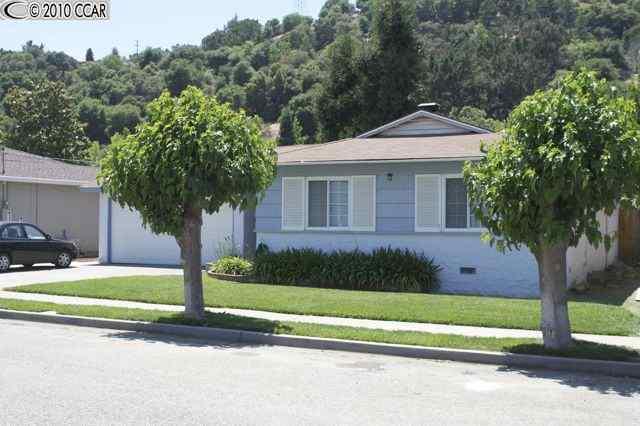 3944 Euclid Ave, Martinez, CA