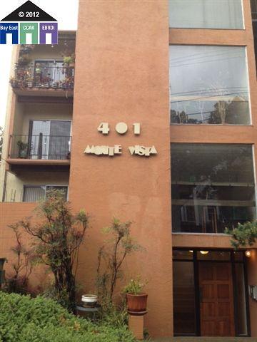 401 Monte Vista Ave #APT 203, Oakland, CA