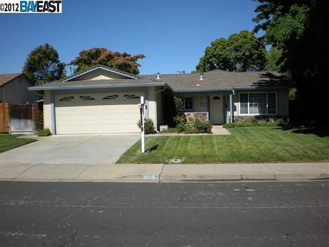 819 Geraldine St, Livermore, CA