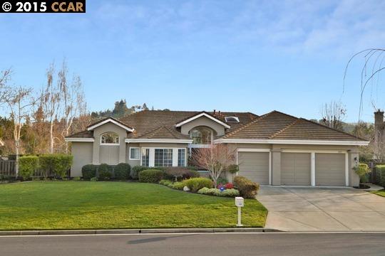 2221 Ridgepointe Ct, Walnut Creek, CA 94596