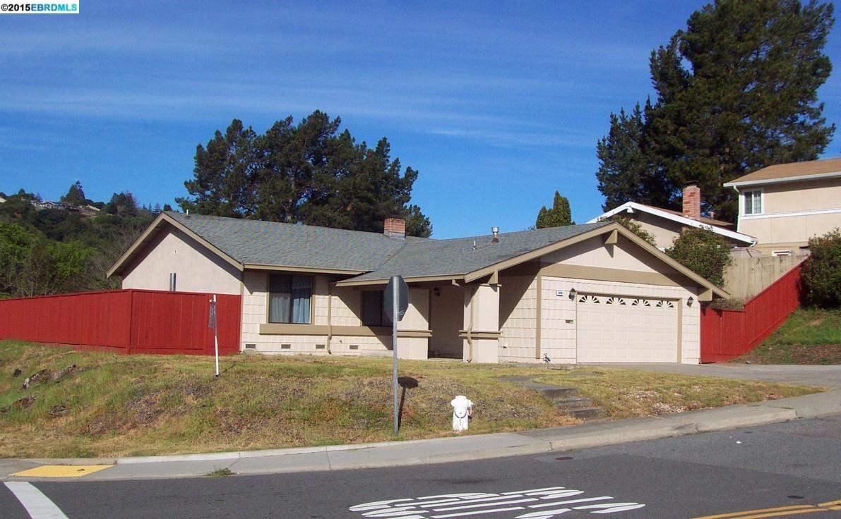 3292 Estates Ave, Pinole, CA 94564