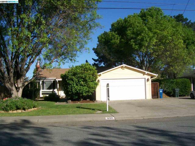 896 Santa Lucia Dr, Pleasant Hill, CA 94523