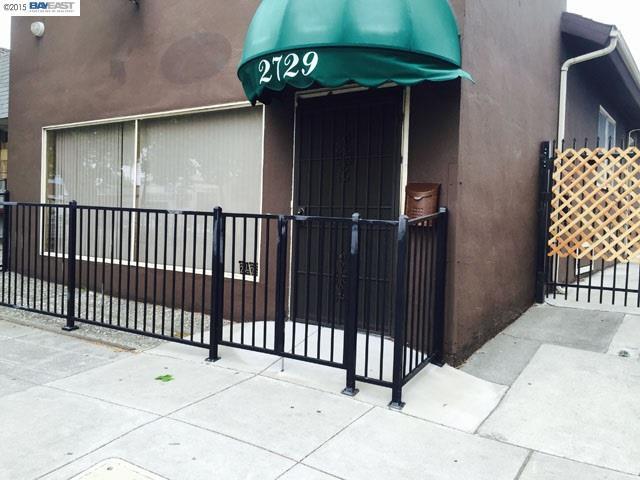 2729 San Pablo Ave, Berkeley, CA