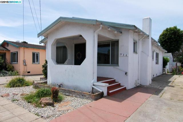 936 Stannage Ave, Albany, CA 94706