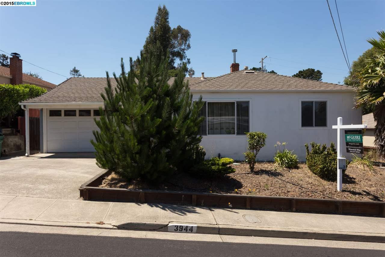 3944 Wesley Way, El Sobrante, CA