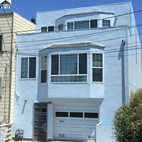 16 Orizaba, San Francisco, CA 94112