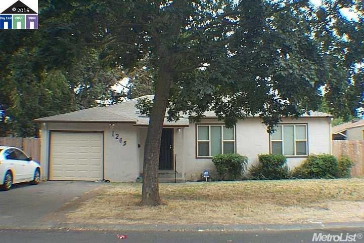 1245 Kingsley, Stockton, CA