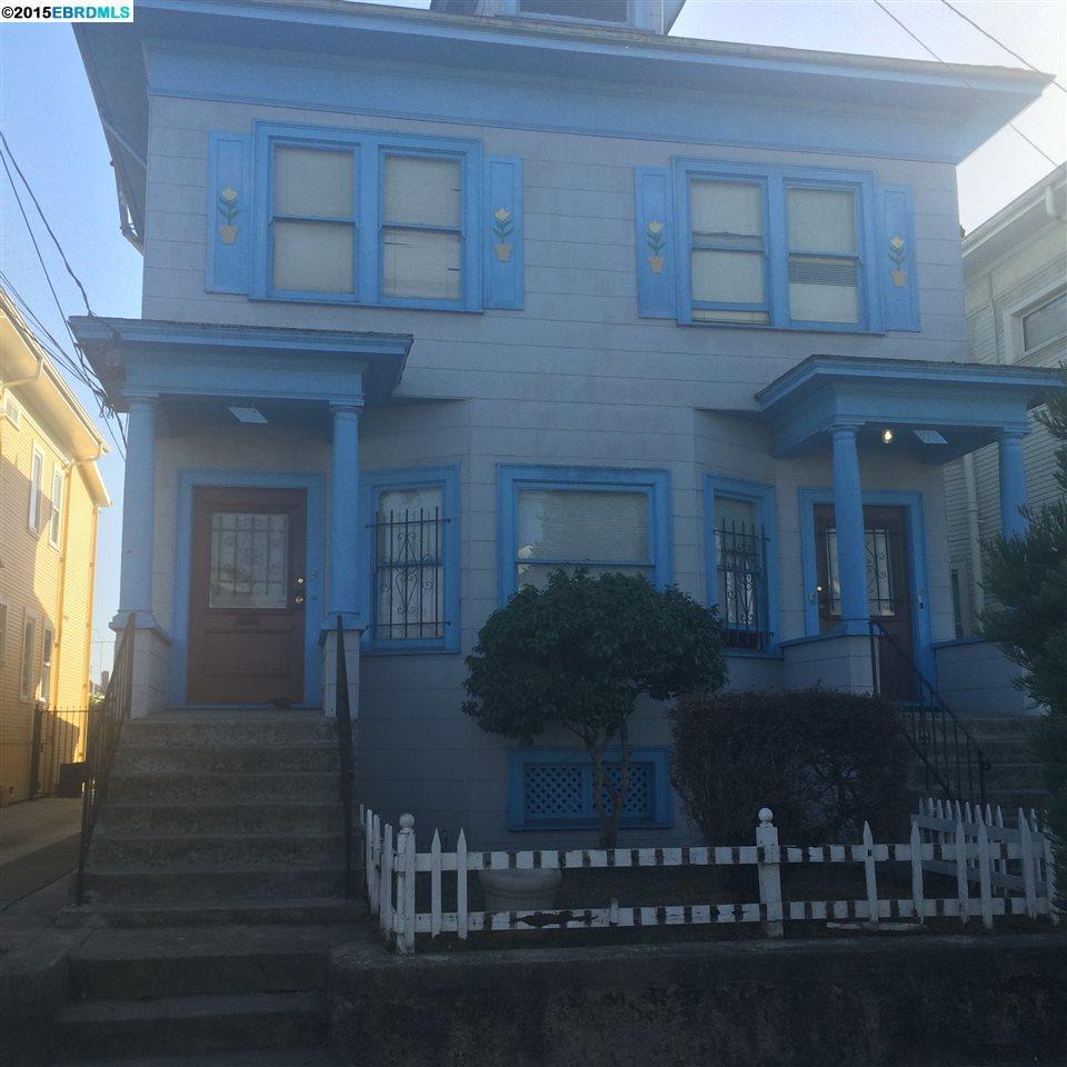 933 Apgar St, Oakland, CA 94608