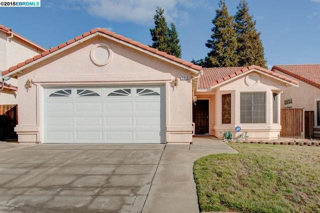 4913 Lefebvre Way, Antioch, CA