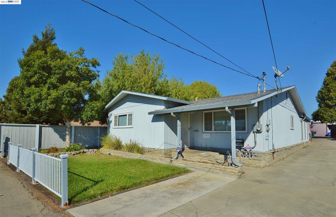21456 Meekland Ave, Hayward, CA