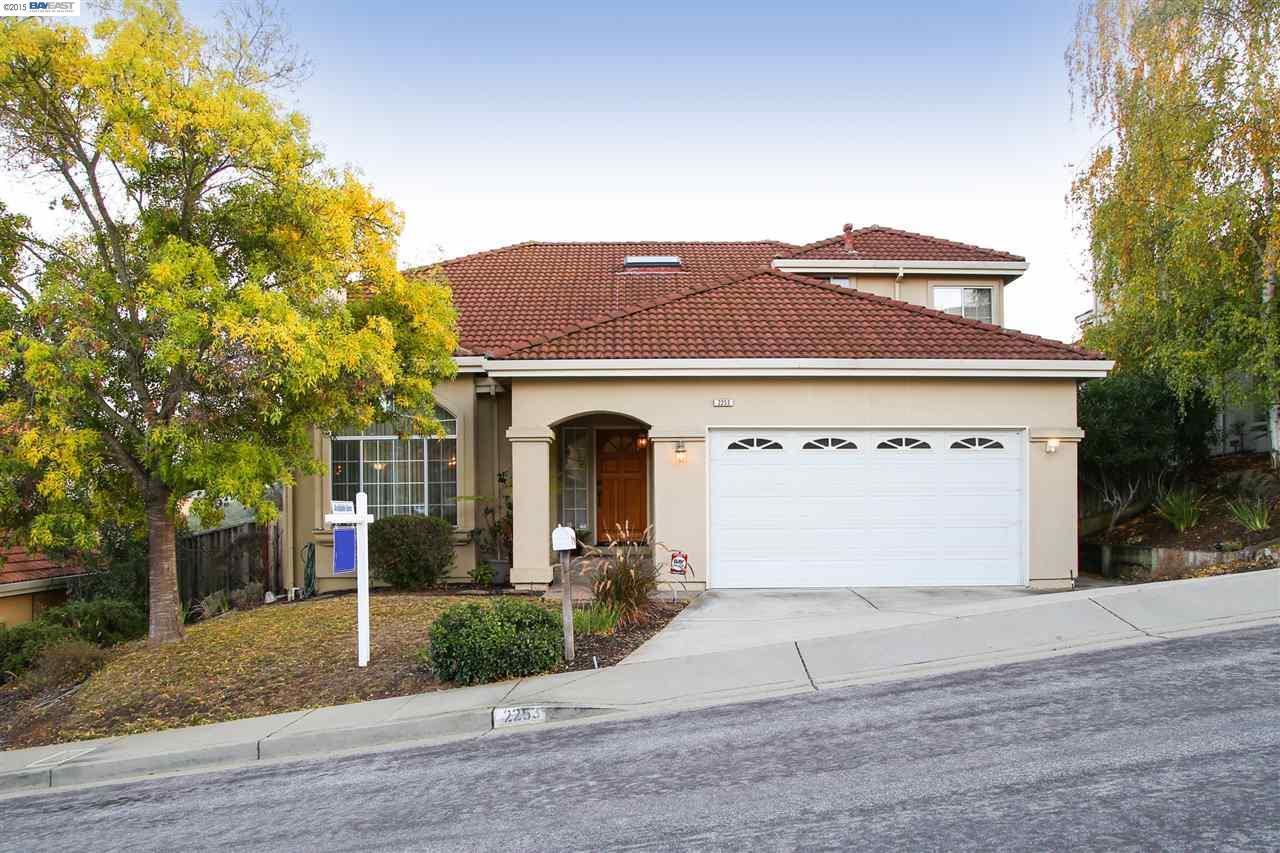 2253 Pappas Pl, Hayward, CA