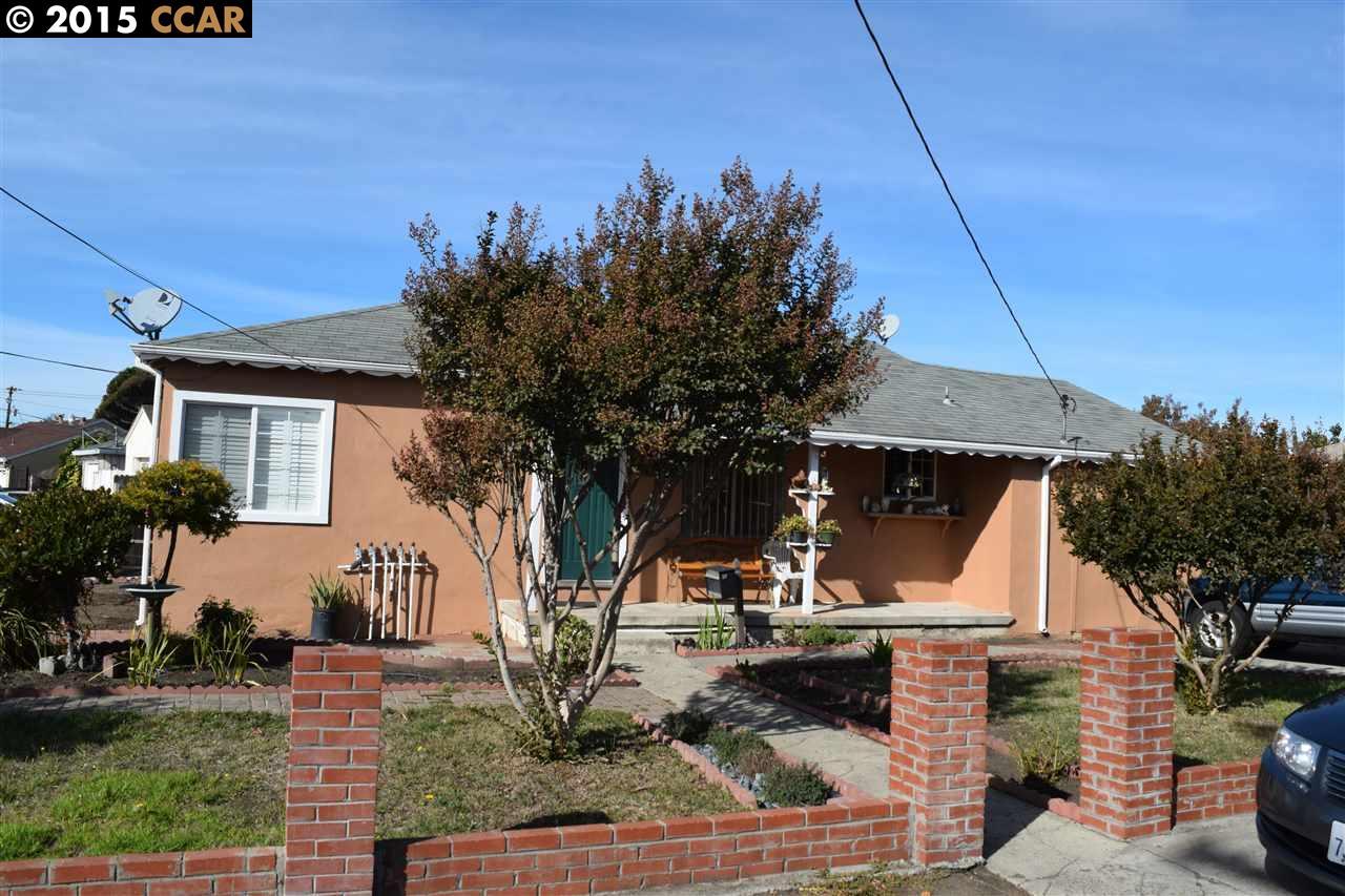 2541 Macarthur Ave, San Pablo, CA