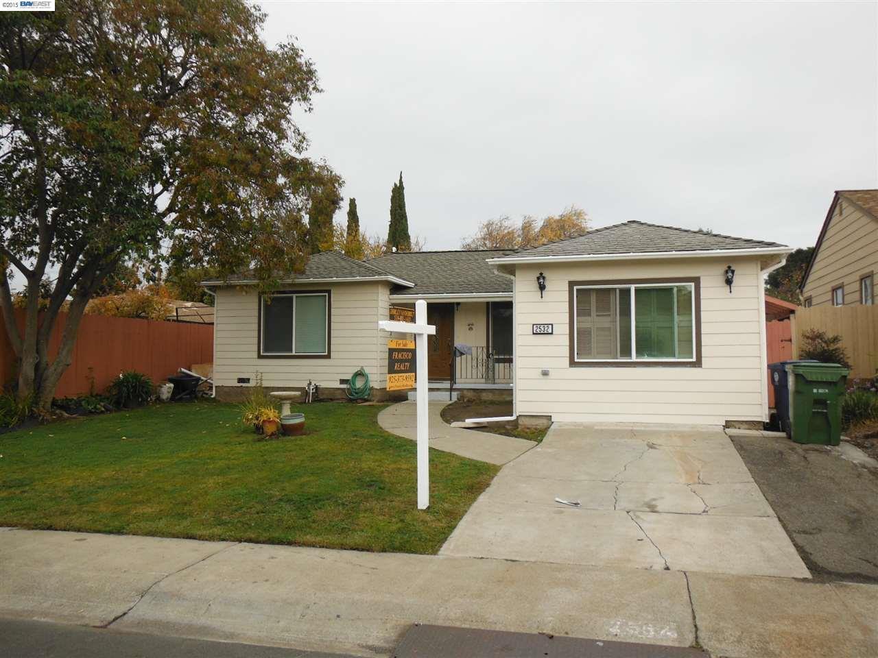 2532 Lessley Ave, Castro Valley, CA