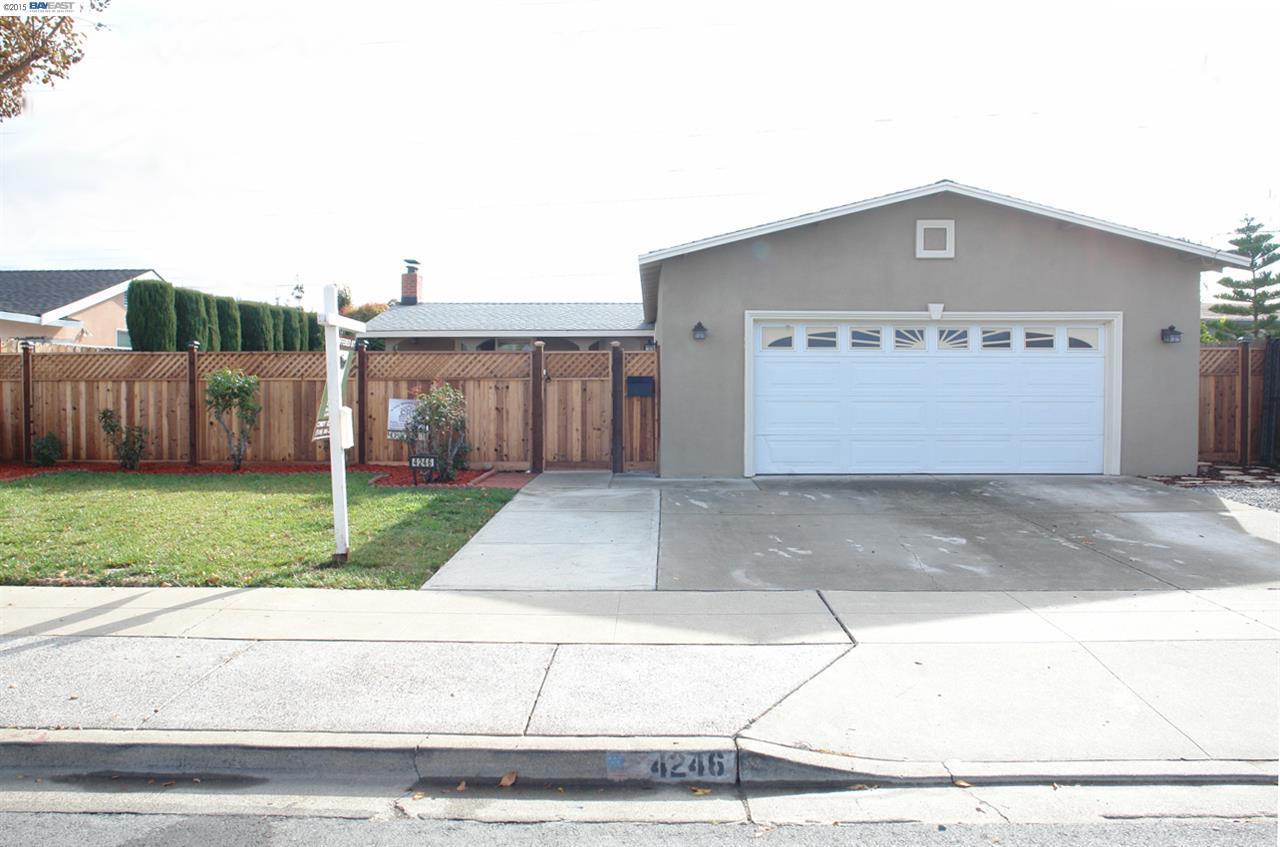 4246 Doane St, Fremont, CA
