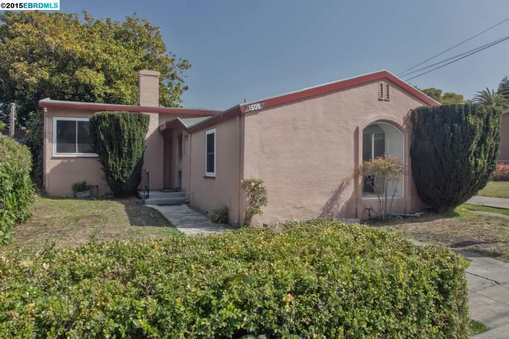 1509 Parker St, Berkeley, CA