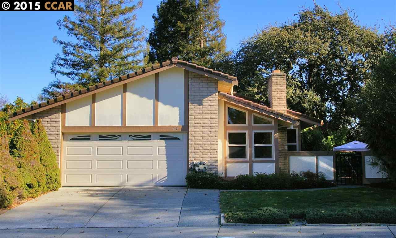 26 Jib Ct, Pleasant Hill, CA