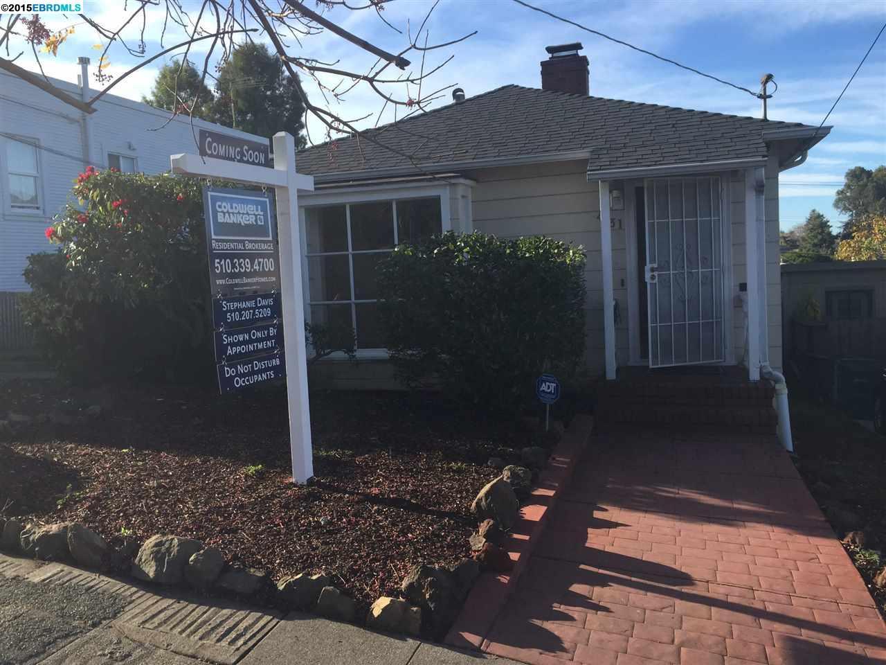 4431 Masterson St, Oakland, CA